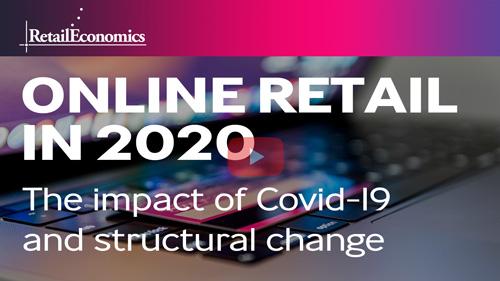 Online Retail in 2020