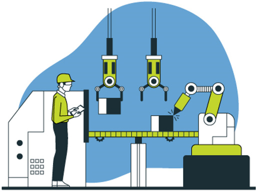 robotic warehouse retail